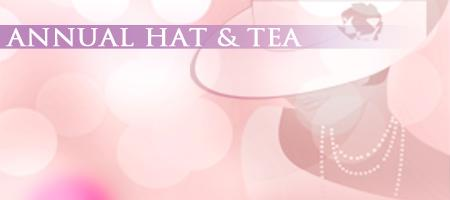 2013 Ladies Hat & Tea