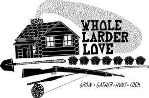 Whole Larder Love Dinner at Nellcôte