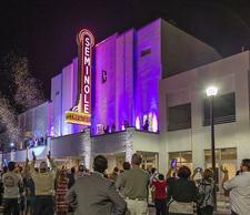 Seminole Theatre logo