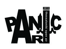 panic art logo