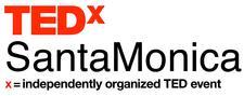 TEDxSantaMonica logo