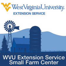 West Virginia University Extension Service Small Farm Center logo