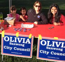 Olivia for City Council Fundraiser