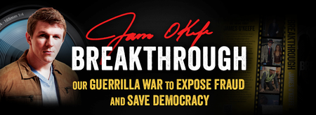 Breakthrough: James O'Keefe's Book Release Party