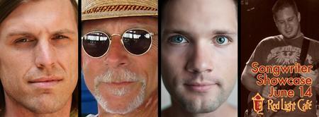 Songwriter Showcase: Zach Green • Eric Norman • Justin...