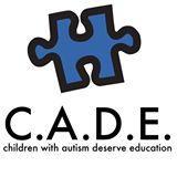 Children With Autism Deserve Education logo