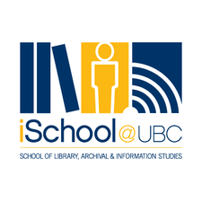 School of Library, Archival, and Information Studies at UBC logo