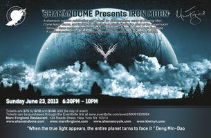 Shamandome Presents: Iron Moon