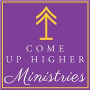 Come Up Higher Ministries-Rev. Robin Smiley logo