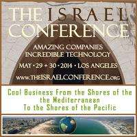 The Israel Conference - May 29 + 30, 2014