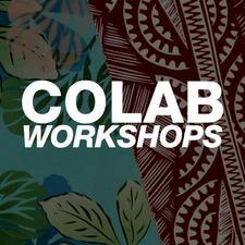 Colab Workshops logo