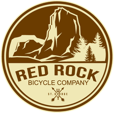 Red Rock Bicycle Company logo