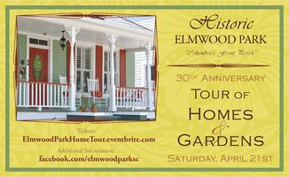 Elmwood Park Tour of Historic Homes & Gardens