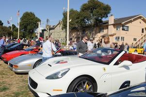 Ferrari Event benefiting JDRF