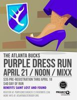 Purple Dress Run 2012