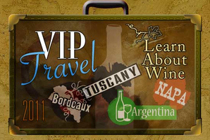 """VIPwineTravel TRIP - """"SONOMA EXTREMES"""" by..."""