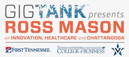GIGTANK Presents: Ross Mason on Innovation, Healthcare...