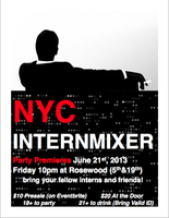 Annual NYC Summer Internship Mixer