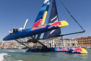 America's Cup Red Bull Youth