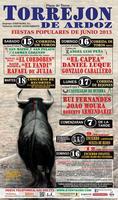 Feria Taurina Torrejon de Ardoz 2013