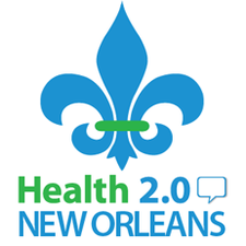 Health 2.0 New Orleans logo