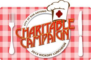Charitable Campaign Kickoff Lunch