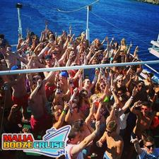 Malia Booze Cruise 2017 logo