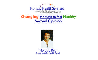 Free Holistic Health Seminar in Yuba City - A Second Opinion
