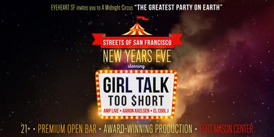 VIP BOTTLE SERVICE - STREETS OF SF NYE STARRING GIRL...