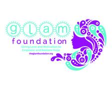 The G.L.A.M Foundation  logo