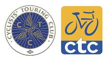 Sheffield & District CTC (Cyclist's Touring Club) logo