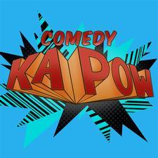 Comedy Kapow logo
