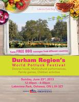 Durham Region World Potluck Festival