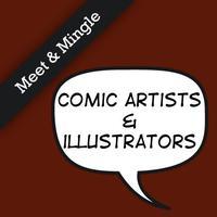 Meet & Mingle with Comic Artists & Illustrators