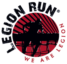 Legion Run logo