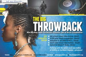 90's Hip Hop/R&B Throwback Summer Jam & Stroll Competition