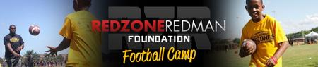 Redzone Redman Football / Cheerleading Camp