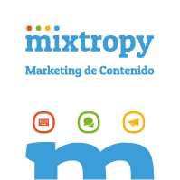 Mixtropy [Marketing de Contenido] logo