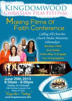 """Making Films of Faith"" Conference"