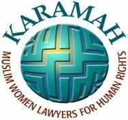 KARAMAH: MUSLIM WOMEN LAWYERS FOR HUMAN RIGHTS logo