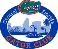 Central Florida Gator Club logo