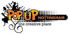Pop Up Nottingham logo