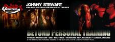 Stewart Fitness logo