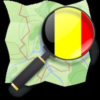 OpenStreetMap Belgium logo