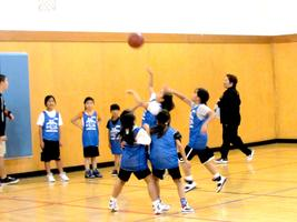 2013 Summer Girls Basketball League- (Associates/JCCCNC)