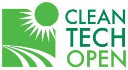 Midwest Cleantech Open - Regional Workshop #2...