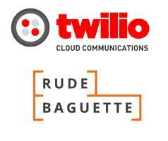 Rude Baguette + Twilio Networking Apéro