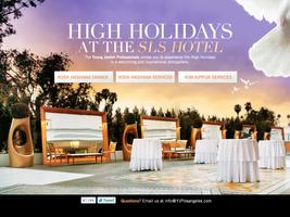 YJP High Holidays 2013 ~ SLS Hotel