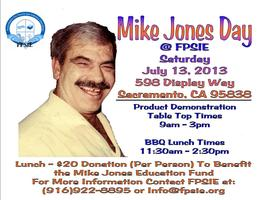 Mike Jone's Day @ FPSIE
