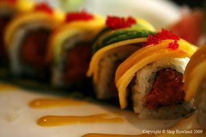 Sushi + Sake 101